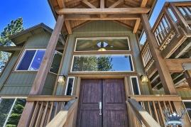 Elk View Tahoe Entrance